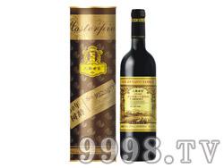 六朝世家30年树龄世纪典藏干红葡萄酒