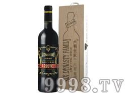 六朝世家橡木桶干红葡萄酒1992