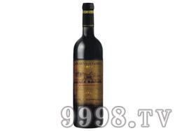 六朝世家橡木桶窖藏干红葡萄酒1992