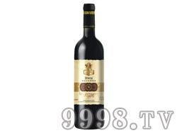 六朝世家西拉干红葡萄酒