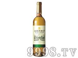 爱亨堡贵人香干白葡萄酒