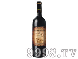 六朝世家橡木桶干红葡萄酒1991