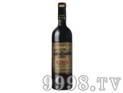六朝世家大师级窖藏干红葡萄酒