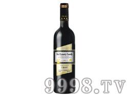 六朝世家优选级干红葡萄酒2000