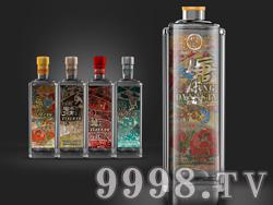 杜康老酒--瓶子组合4