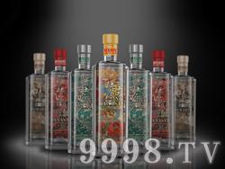杜康老酒-瓶子组合