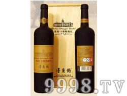 张裕卡斯特干红葡萄酒(钓鱼台)