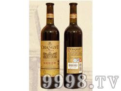张裕解百纳干红葡萄酒(特选级德国标)