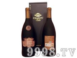 张裕百年酒窖红葡萄酒