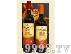 百年张裕干红葡萄酒(品丽珠礼盒B版)