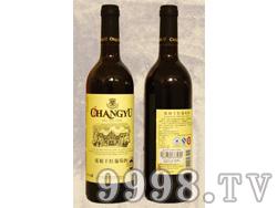 张裕优选级微标干红葡萄酒