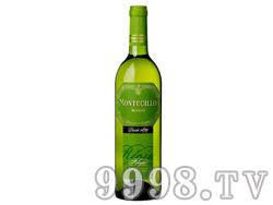 梦特斯洛DOC白葡萄酒