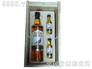 威雀苏格兰威士忌礼盒