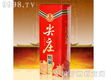52°尖庄酒(红盒精制)