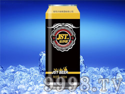 金沙滩黑啤酒500ml
