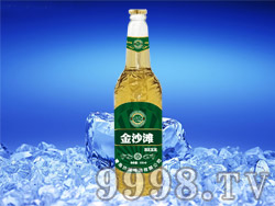 金沙滩啤酒330ml(JST)