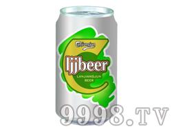 蓝将军啤酒(绿标)
