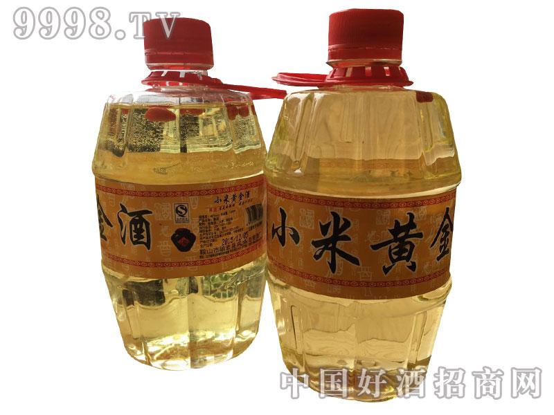 小米黄金酒-40度、50度2斤