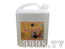 风域五谷酒-45度8斤