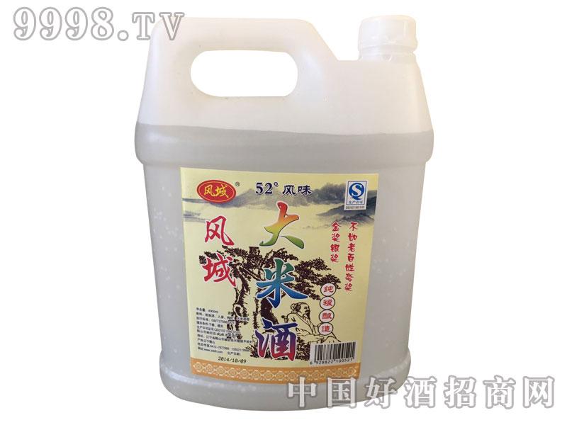 风域大米酒-42度8斤