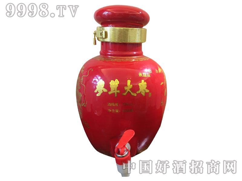 永难忘参茸大枣酒50度10斤