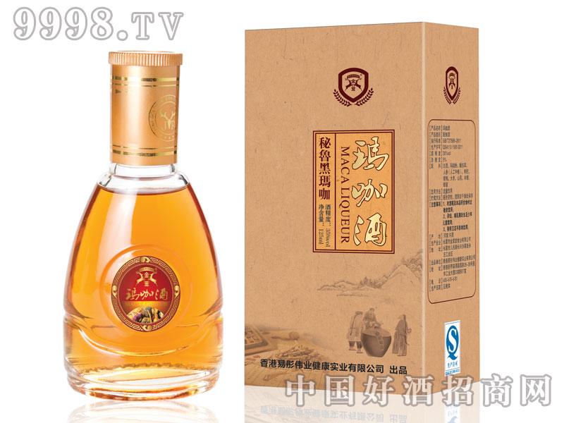 小圆瓶玛咖酒35度125ml-保健酒招商信息