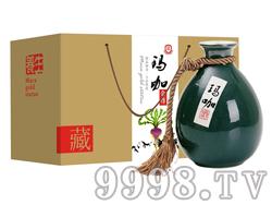 小坛玛咖酒35度-长葛市金茸堂食业有限公司