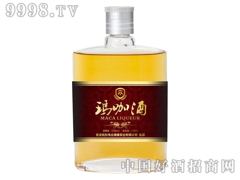 仿不锈钢玛咖酒35度238ml-保健酒招商信息
