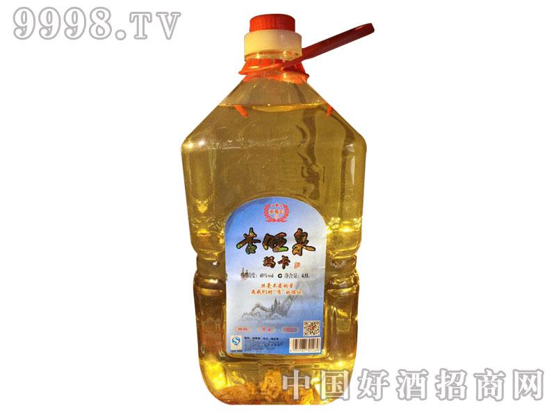 永难忘杏旺泉玛卡酒-45度9斤
