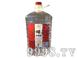 永难忘杏旺泉红高粱酒-56度10斤