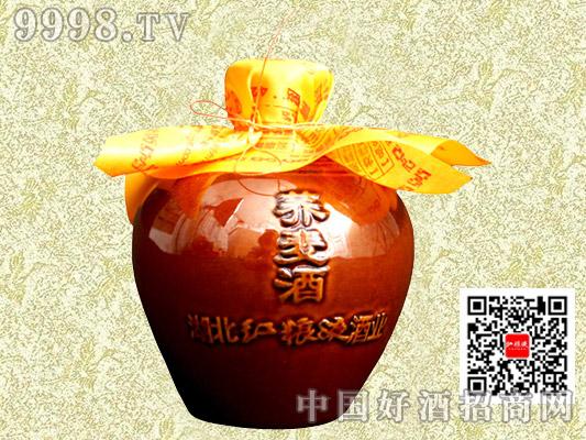 红粮液・荞麦酒(陶)