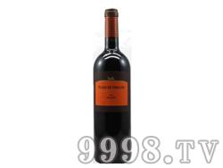 布拉萨德酒庄蟋蟀将军系列-2012年顶级马贝克干红葡萄酒