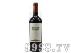 布拉萨德酒庄蟋蟀将军系列-2013年珍藏版马贝克干红葡萄酒