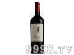 洛卡酒庄探戈之家系列-2013年马贝克干红葡萄酒