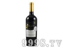 布拉奥系列之-2011年珍藏版赤霞珠干红葡萄酒