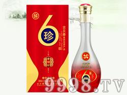 38.42度古贝春老酒珍6
