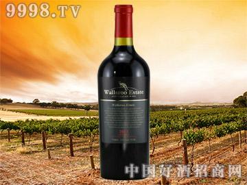 大袋鼠金标西拉干红葡萄酒