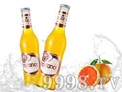 锐舞激爽黄冰预调酒4.2°(苏打酒,嗨酒)275ml 西柚味
