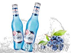 锐舞激爽蓝冰预调酒4.2°(苏打酒,嗨酒)275ml 蓝莓味