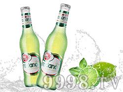 锐舞激爽绿冰预调酒4.2°(苏打酒,嗨酒)275ml 青柠味