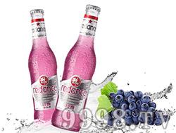 锐舞经典紫冰预调酒5°(苏打酒,嗨酒)275ml 黑加仑味