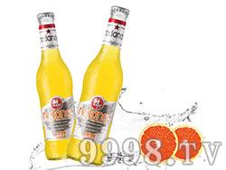 锐舞经典黄冰预调酒5°(苏打酒,嗨酒)275ml 西柚味