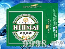 惠麦清爽啤酒500ml×12