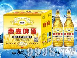 惠麦啤酒500ml×12瓶