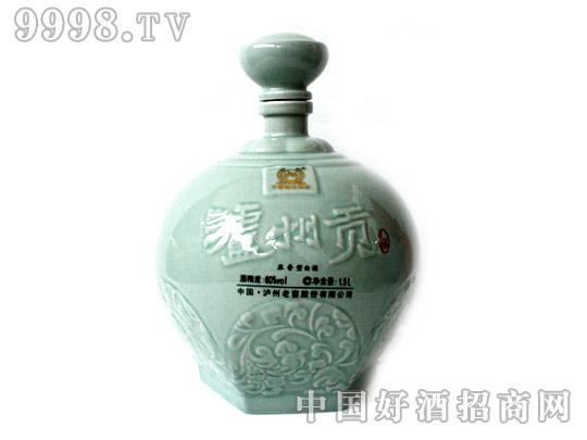 泸州贡酒(青陶)酒瓶