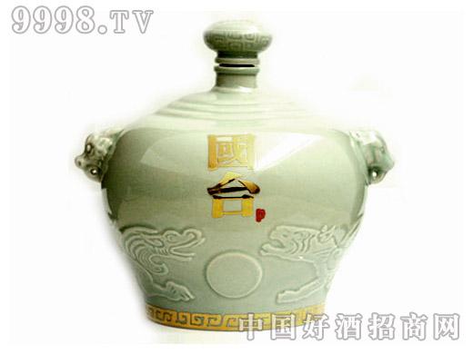 国台酒(双虎)酒瓶