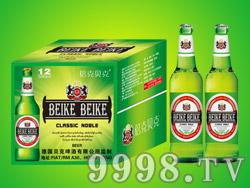 德国倍克贝克啤酒500ml绿瓶