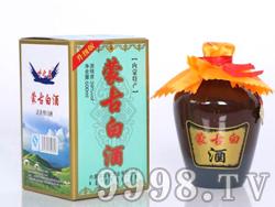 驼峰酒・蒙古白酒