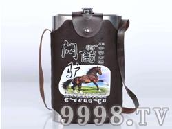 驼峰酒・闷倒驴小钢壶65度(烈马)