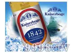 凯撒伯格啤酒(大瓶箱子)